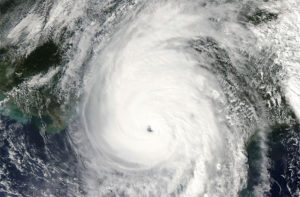 Hurricane Michael impacts Georgia
