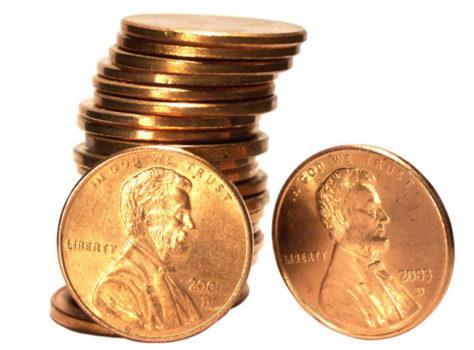 Penny Per Pound