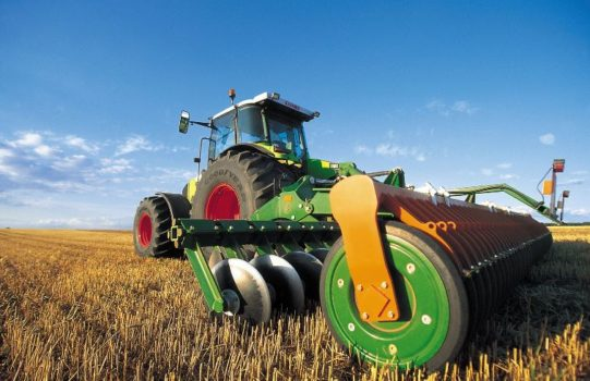 Lowest ag surplus due to trade war